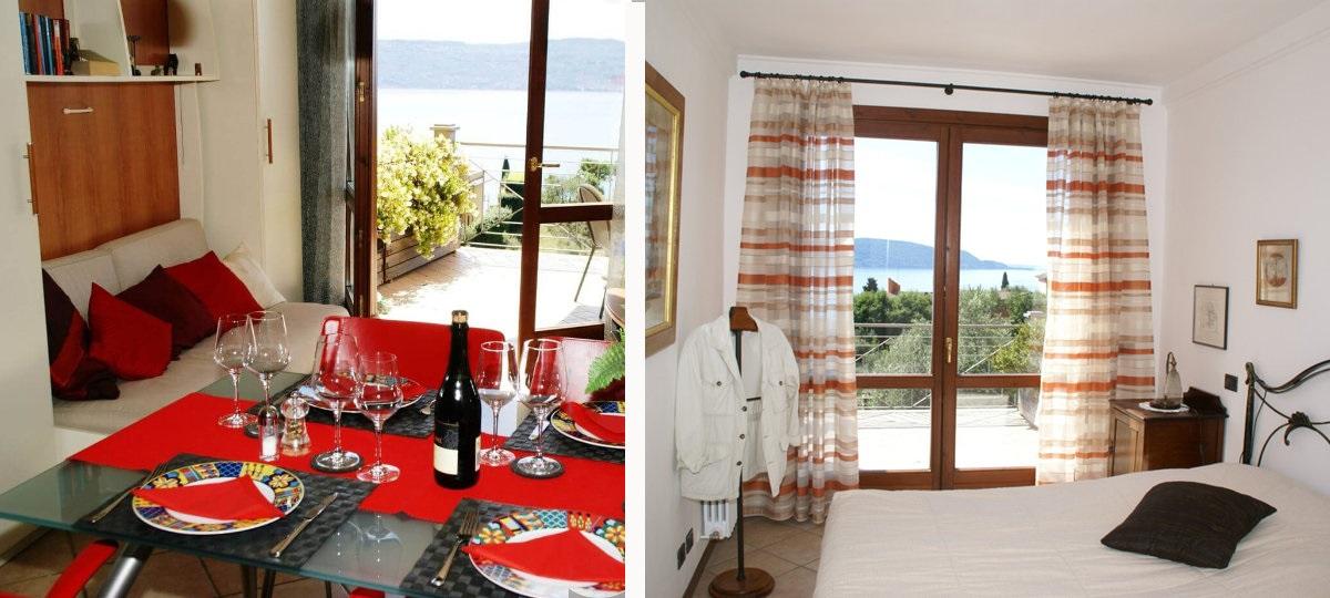Die ferienwohnung for Wohnzimmer marmortisch